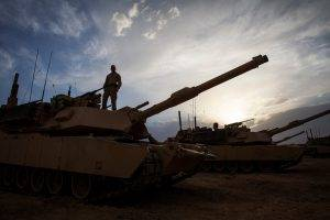 military, Tank, United States Army, M1 Abrams