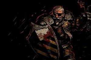 Darkest Dungeon, Video Games, Dark, Man At Arms