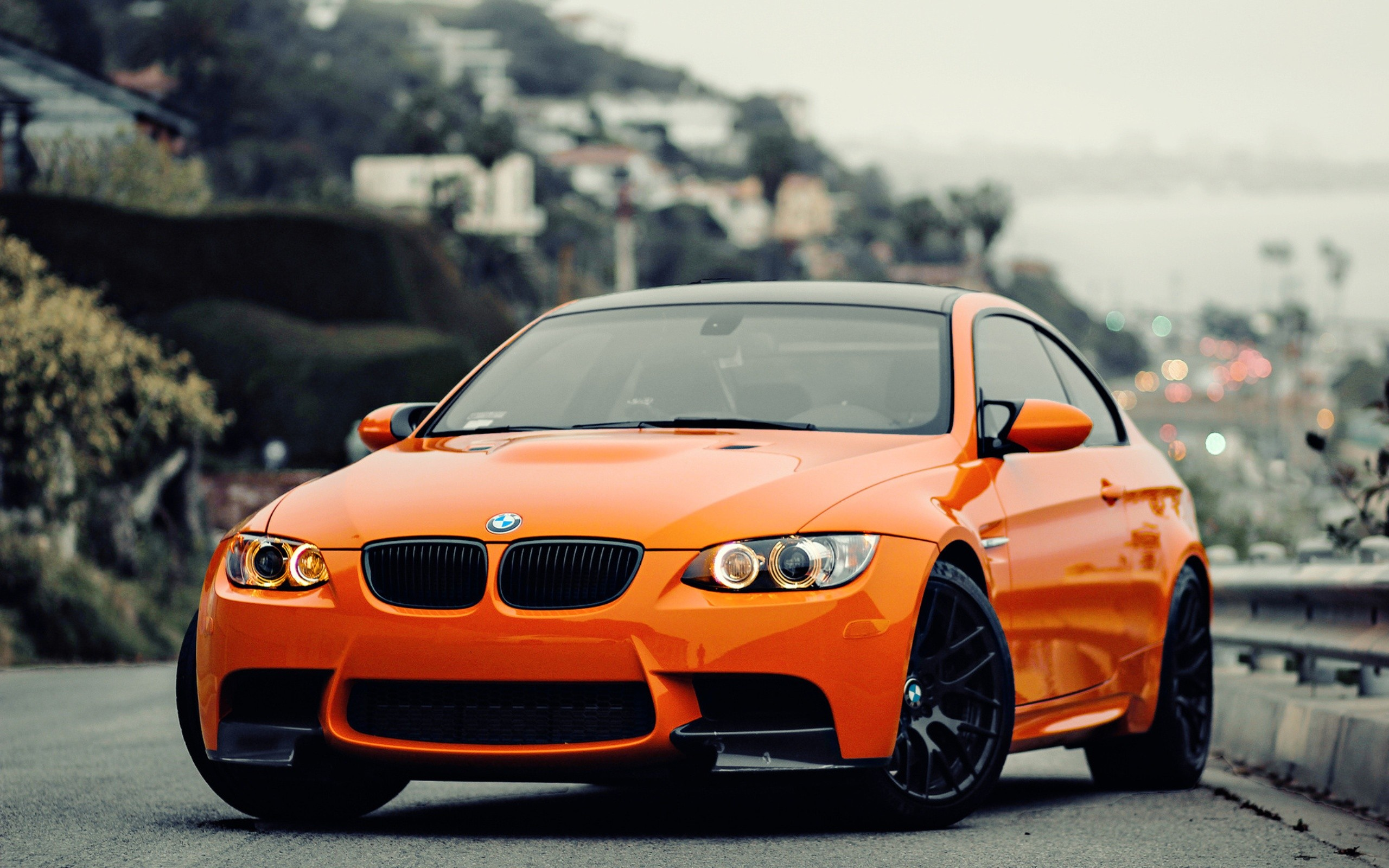 bmw m3 orange german gts cars hd background e92 wallpapers backgrounds mobile screen wallup