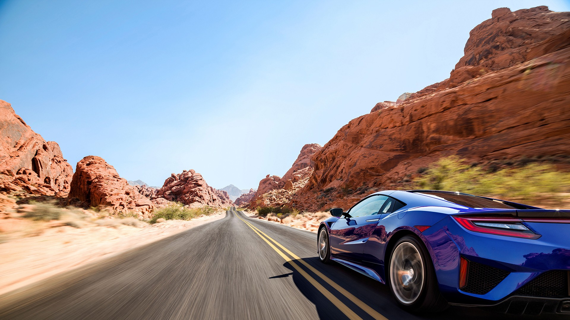 Car sports car blue road desert acura nsx wallpapers hd car sports car blue road desert acura nsx wallpapers hd desktop and mobile backgrounds voltagebd Gallery