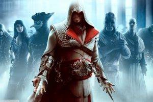 Assassins Creed: Brotherhood, Video Games, Assassins Creed