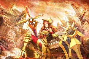 League Of Legends, Leona, Anime
