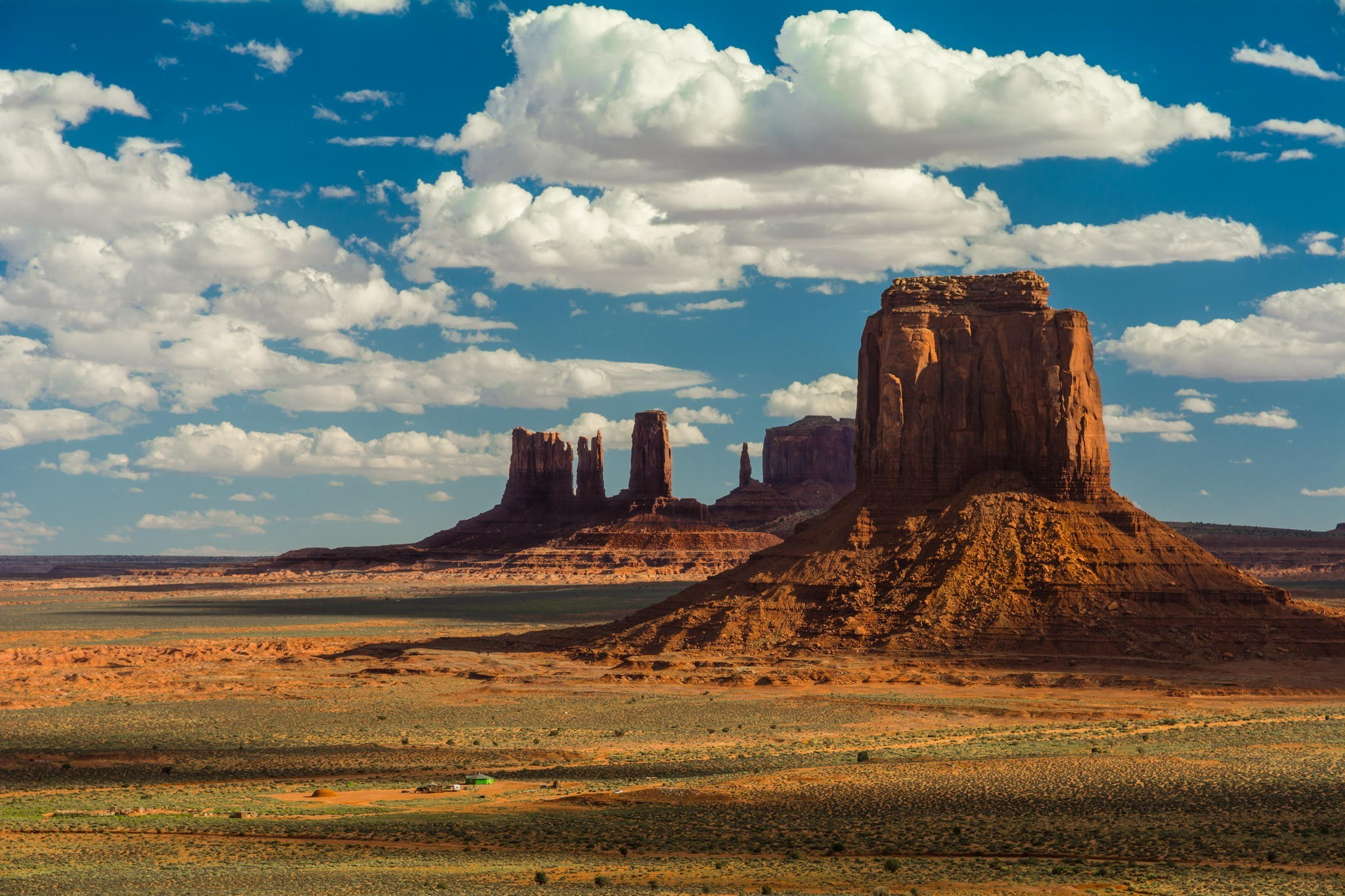 Monument Valley, Landscape Wallpapers HD / Desktop And