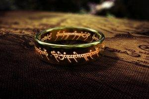 fantasy Art, The Lord Of The Rings, Map, Rings, Depth Of Field, The One Ring