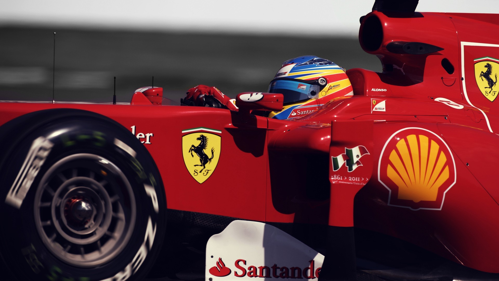 Formula 1 Scuderia Ferrari Wallpapers Hd Desktop And Mobile Backgrounds