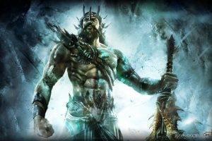 video Games, God Of War, Poseidon, Mythology