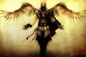 Assassins Creed, Ezio Auditore Da Firenze, Wings, Assassins Creed II
