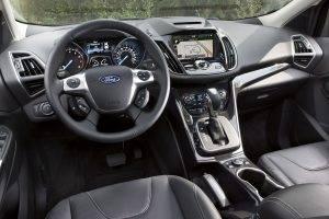 Ford Explorer, Car Interior, Car