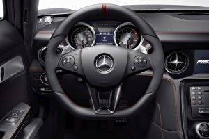Mercedes SLS, Car Interior