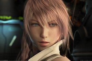 anime, Final Fantasy, Final Fantasy XIII, Claire Farron