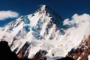 landscape, Nature, Mountain, Snow