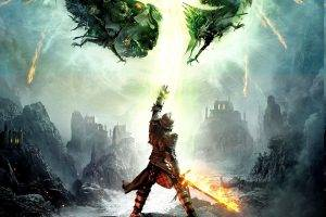 Dragon Age, Bioware, Video Games, RPG, Fantasy Art, Artwork, Dragon Age Inquisition
