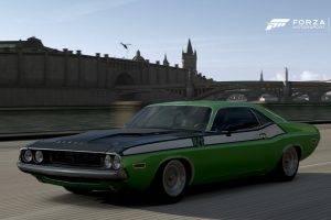 video Games, Forza Motorsport, Dodge, Dodge Challenger, Car
