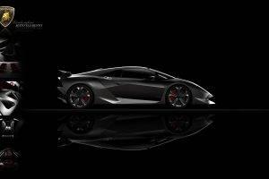 car, Lamborghini, Lamborghini Sesto Elemento