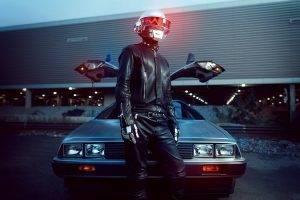 Daft Punk, Car, Robot