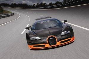 car, Bugatti Veyron