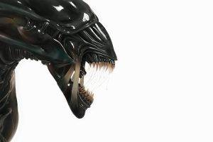 Alien (movie), Aliens (movie), Aliens, Xenomorph