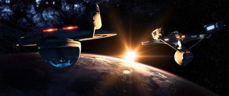 movies, Star Trek, Star Trek VI: The Undiscovered Country HD Wallpaper Desktop Background