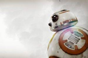 BB 8, Star Wars: The Force Awakens, Robot, Science Fiction, Star Wars