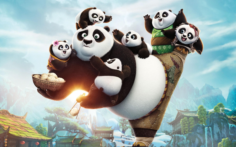 kung Fu Panda 3, Movies, Artwork Wallpapers HD / Desktop and ...