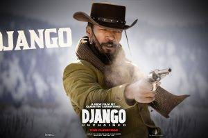 movies, Django Unchained, Jamie Foxx