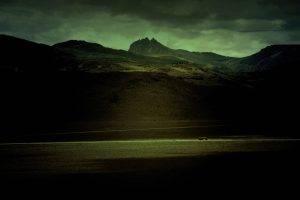 photography, Green, Nature, Landscape, Desert, Hill