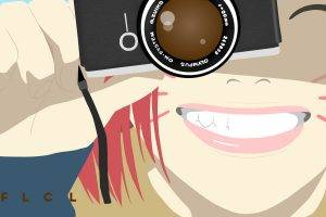 FLCL, Camera, Photography