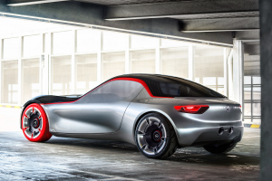 Opel GT, Concept Cars, Vehicle, Car