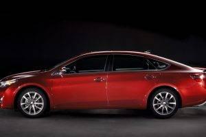 Toyota Avalon, Car