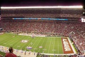 American Football, Multiple Display, Crowds, Stadium