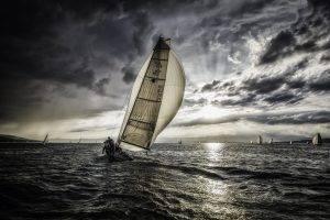 sea, Water, Sports, Sailing