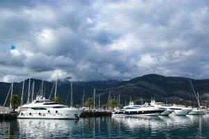 landscape, Nature, Cat, Sea, Yacht, City, Long Exposure