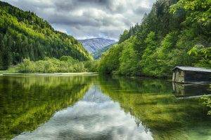 green, Water, Nature, Landscape