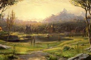 fantasy Art, Artwork, Fable