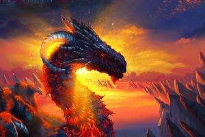 fantasy Art, Dragon Wings, Dragon, Fan Art, Illustration, Artwork