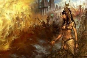 fantasy Art, Artwork, Egyptian