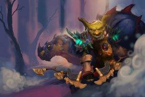 fantasy Art, World Of Warcraft, Goblin