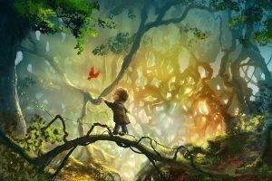 fantasy Art, Forest
