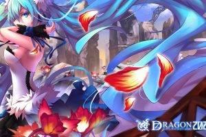 Hatsune Miku, Vocaloid, Anime, Anime Girls