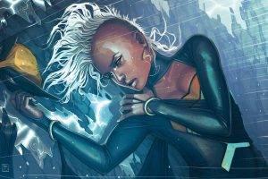 fantasy Art, Storm (character), X Men, Superheroines