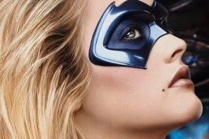 Alicia Silverstone, Blonde, Blue Eyes, Face, Batgirl, Batman, Movies, Actress, Superheroines