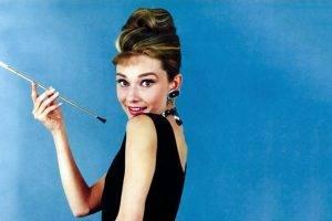 Audrey Hepburn, Breakfast At Tiffanys, Holly Golightly
