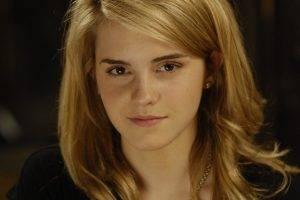 Emma Watson, Actor, Blonde