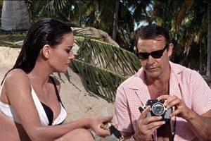 movies, James Bond, Dr. No, Sean Connery, 007