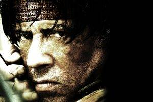movies, John Rambo, Sylvester Stallone, Rambo