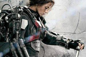 Emily Blunt, Actress, Edge Of Tomorrow, Movies, Futuristic, Science Fiction