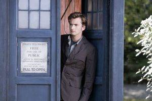 Doctor Who, The Doctor, David Tennant, Tenth Doctor, TARDIS