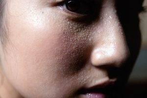 Saaya Irie, Face, Asian