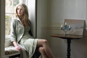 actress, Hermione Corfield, Blonde