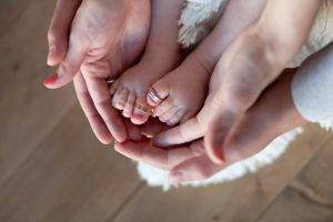 baby, Feet, Hands